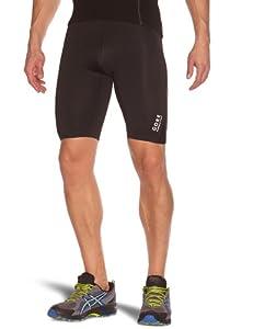 Gore Running Wear Men's Essential 2.0 Summer Tights - Black, Small (Old Version)