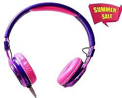 Hangout GRAND PRO Headset HO-63-Purple