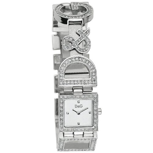 D & G Night and Day ladies with silver dial