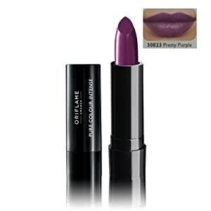 ORIFLAME Pure Colour Intense Lipstick - Pretty Purple - 2.5g
