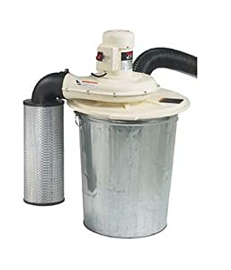 Jet 708630 DC-650TS 2-Stage 1 HP 650 CFM Dust Collector