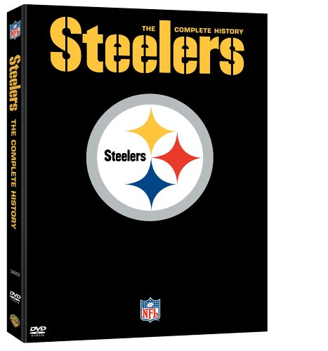 NFL Films - Pittsburgh Steelers - The Complete History