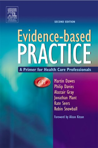 Evidence-Based Practice: A Primer for Health Care Professionals, 2e