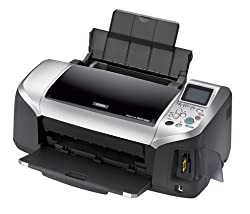 Epson Stylus Photo R300 Inkjet Printer