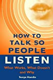 img - for How to Talk So People Listen book / textbook / text book