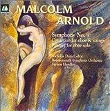 Arnold;Symphony No.9/Concer