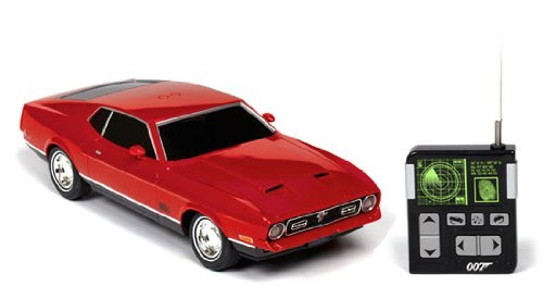 James Bond 007 Licensed Ford Mustang Mach 1 1:14 Electric RTR RC Car
