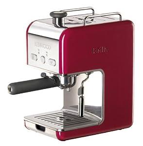 Kenwood ES 021 kMix Espressomaschine Siebträger, 15 bar