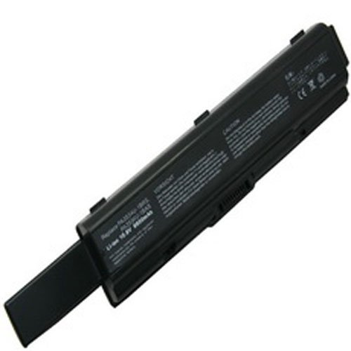 Click to buy Toshiba Satellite A500-ST6644 Laptop Battery (Lithium-Ion, 9 Cell, 6600 mAh, 73wh, 10.8 Volt) - Replacement for Toshiba 3535 Series Laptop Battery - From only $29.98