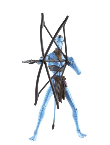 Image of James Cameron's Avatar Na'vi Tsu Tey Action Figure