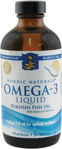 Nordic Naturals Omega-3 Liquid, 8-Ounce, 0.88 Bottle (Omega Three Liquid compare prices)