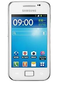 Samsung Galaxy Ace S5831 - Factory Unlocked GSM 3G 900/2100 Smartphone White