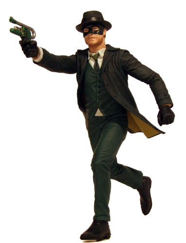 Factory Entertainment Green Hornet Movie: Green Hornet Action Figure - 1