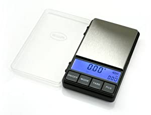 American Weigh Scales American Weigh AC Pro 200 Digital Pocket Scale, 200 by 0.01gm