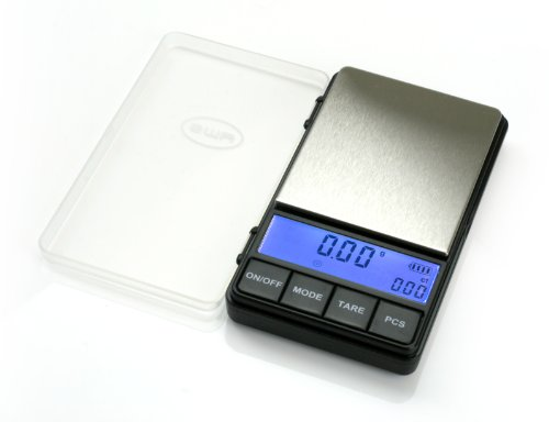 American Weigh AC Pro 200 Digital Pocket Scale, 200 by 0.01 G