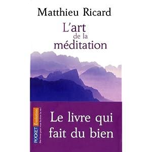 L'art de la méditation Matthieu Ricard  41KQNXGoo0L._SL500_AA300_