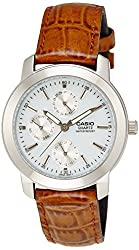 Casio Enticer White Dial Mens Watch - MTP-1192E-7ADF (A166)