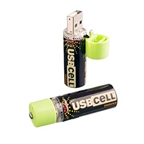 USB Rechargable Batteries