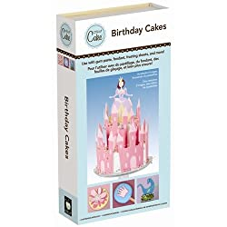 Cricut Cake Cartridge, Birthday Cakes
