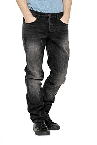 Ikks Jeans Stretti SLIM PAK, uomo, Colore: Nero, Taglia: 34