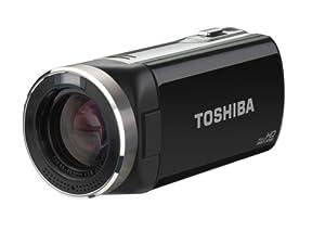 Toshiba Camileo X150 Caméra vidéo zoom 10 x Noir