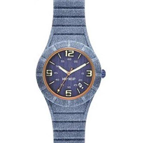 BREIL HIP HOP Reloj X MAN Unisex Sólo el tiempo Azul C.JEANS - hwu0553