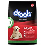 Drools Adult 100% Vegetarian Dog Food, 3 Kg