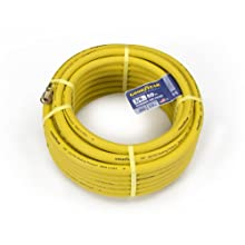 GOODYEAR by MIT 46502 3/8-Inch by 50-Foot - 250 PSI Rubber Air Hose - Goodyear