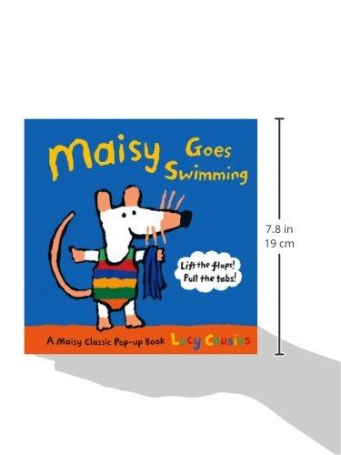 Maisy Goes Swimming (Maisy Classic Pop-Up Book)
