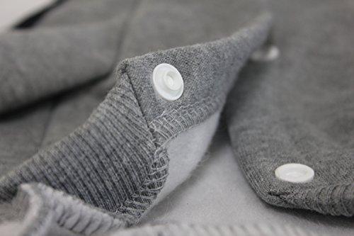 Scheppend Adidog Pet Clothes for Dog Cat Puppy Hoodies Coat Winter Sweatshirt Warm Sweater,Grey Small