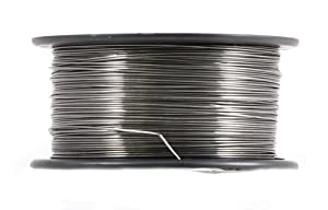 Forney 42302 Flux Core Mig Wire, Mild Steel E71TGS, .035-Diameter, 2-Pound Spool