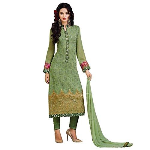 Designer-Georgette-Embroidered-Salwar-Kameez-Suit-Indian-Dress