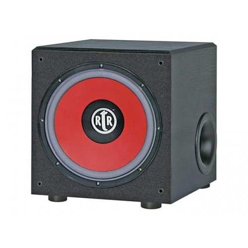 "Bic America Rtr-12S 12"", 200-Watt Rtr Series Frontfiring Powered Subwoofer"""