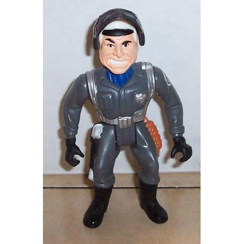 Amazon.com: 1988 Kenner Police Academy Eugene Tackleberry
