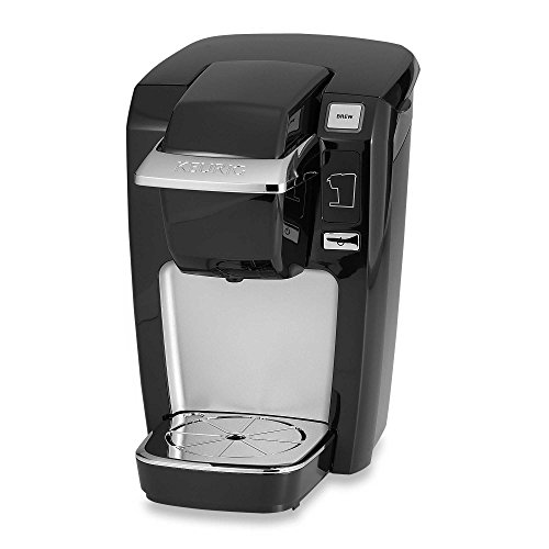 Compact Design Keurig® K10/K15 Brewing System Perfect for smaller spaces, dorms, offices, or vacation homes (Black) (Keurig Model K10 compare prices)