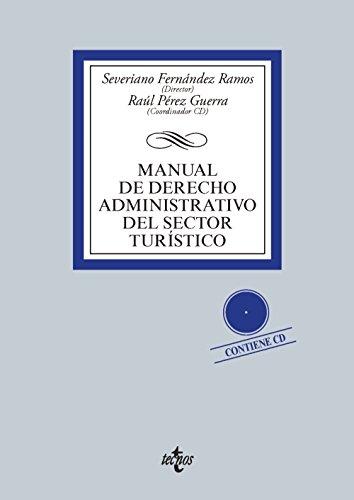 MANUAL DE DERECHO ADMINISTRATIVO DEL SECTOR TURISTICO