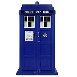 Doctor Who TARDIS Wireless Bluetooth Speaker with LED\'s and Sound Effects