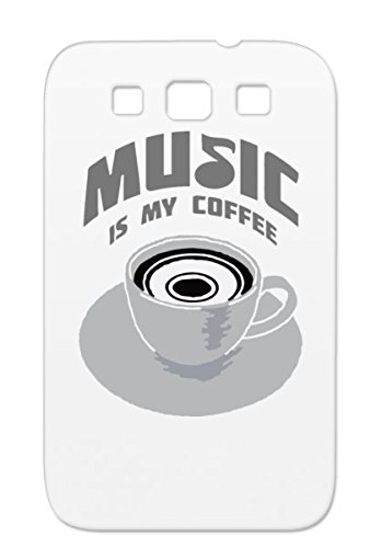 Anti-Drop Wake Up Song Speaker Mug Miscellaneous Music Music Coffee Morning Musical Mug Subwoofer Cup Note Case For Sumsang Galaxy S3 Silver Musicoffee 4 Mp Amp Bs