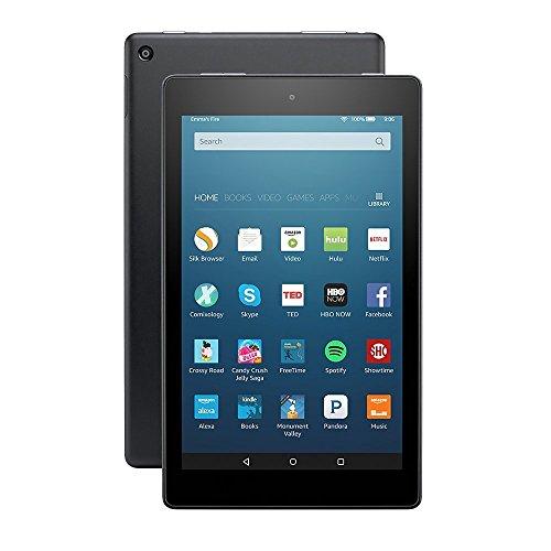 """All-New Fire Hd 8 Tablet, 8"""" Hd Display, Wi-Fi, 32 Gb, Black"""