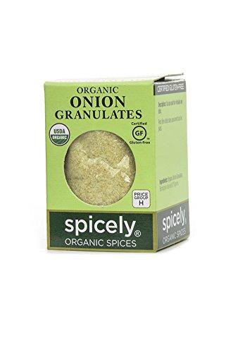 Organic Onion Granulates - Compact