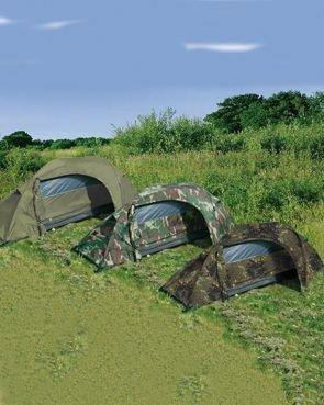 Mil-Tec Recom One Man Tent Coyote - Military 1st