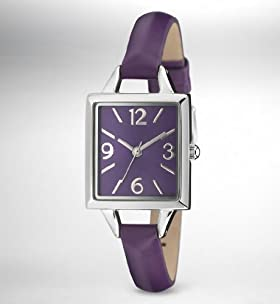 Square Face Analogue Watch