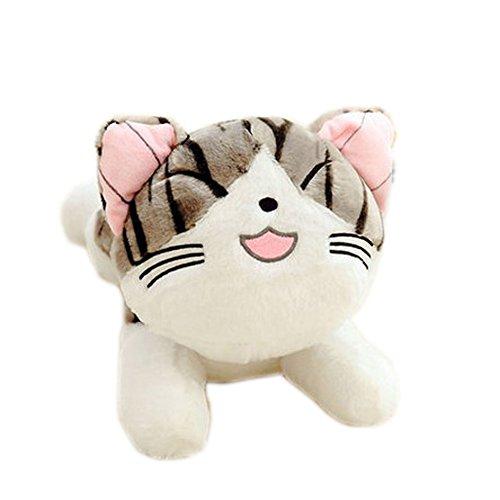泣く猫の縫いぐるみ 可愛い猫トイ ラージ ソフト トイ 60CM