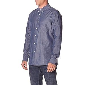 Camisa Element Legion L/s - Azul Oscuro, S