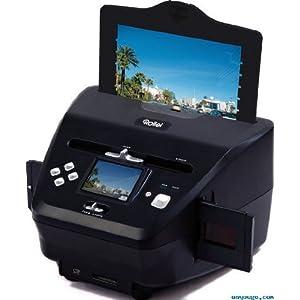 scanners photo rollei pdf s 200 se scanner pour photos diapositives et n gatifs. Black Bedroom Furniture Sets. Home Design Ideas