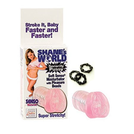 California Exotics / Swedish Erotica Shane´s World Sorority Vagina Masturbator Adult Sex Toy Kit