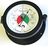 Boat Fishing Barometer Coastline Collection By Trintec Industries