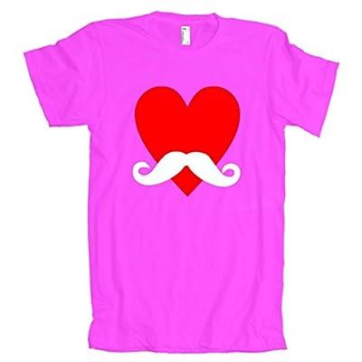 Mustache Love American Apparel T-Shirt