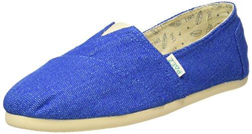 PaezOriginal Eva Combi Cielo - Espadrillas Unisex - Adulto , Blu (Blau (Cielo 0114)), 44