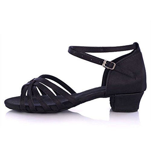 chaussures de danse latine / Cuir véritable semelle chaussures souples/ dancing shoes